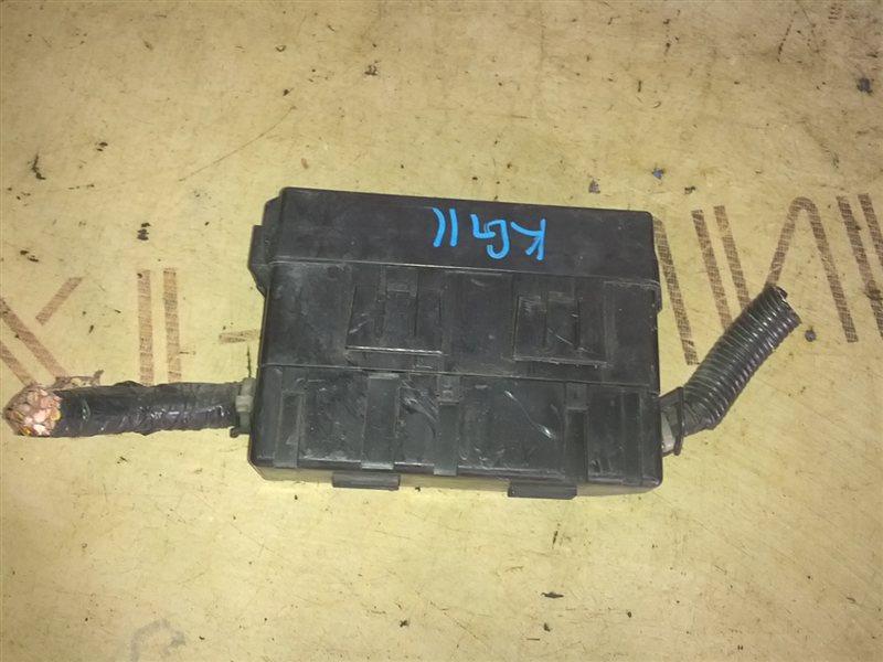 Блок предохранителей Nissan Bluebird Sylphy KG11 MR20(DE) (б/у)