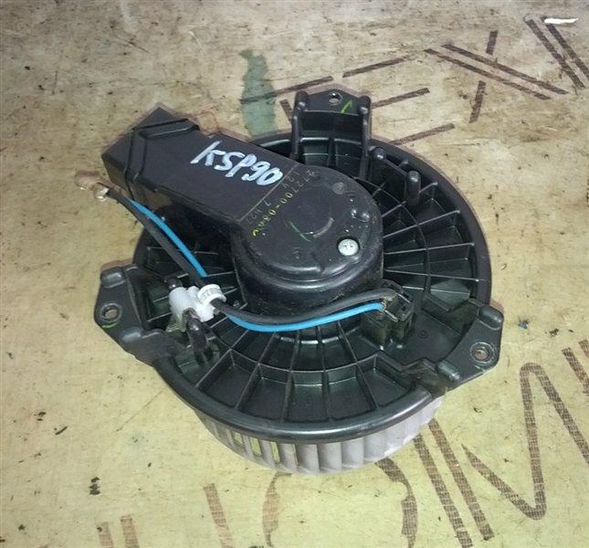 Мотор печки Toyota Vitz KSP90 1KR-FE (б/у)