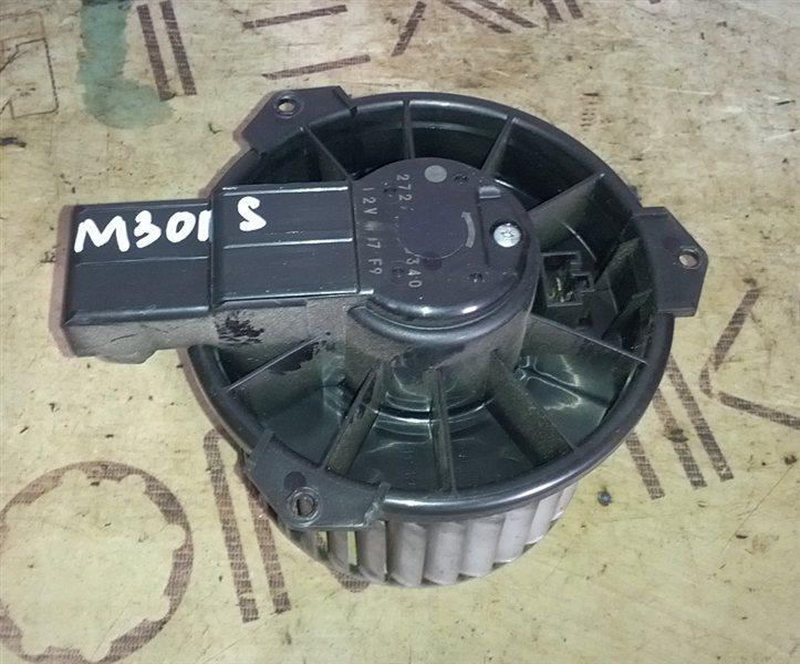 Мотор печки Daihatsu Boon M301S 1KR-FE (б/у)