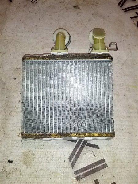 Радиатор печки Nissan Bluebird HU14 SR20(DE) (б/у)