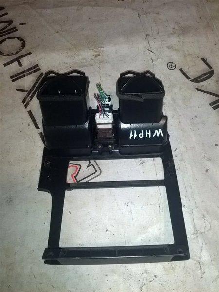 Рамка магнитофона Nissan Primera WHP11 SR20(VE) 1998 (б/у)