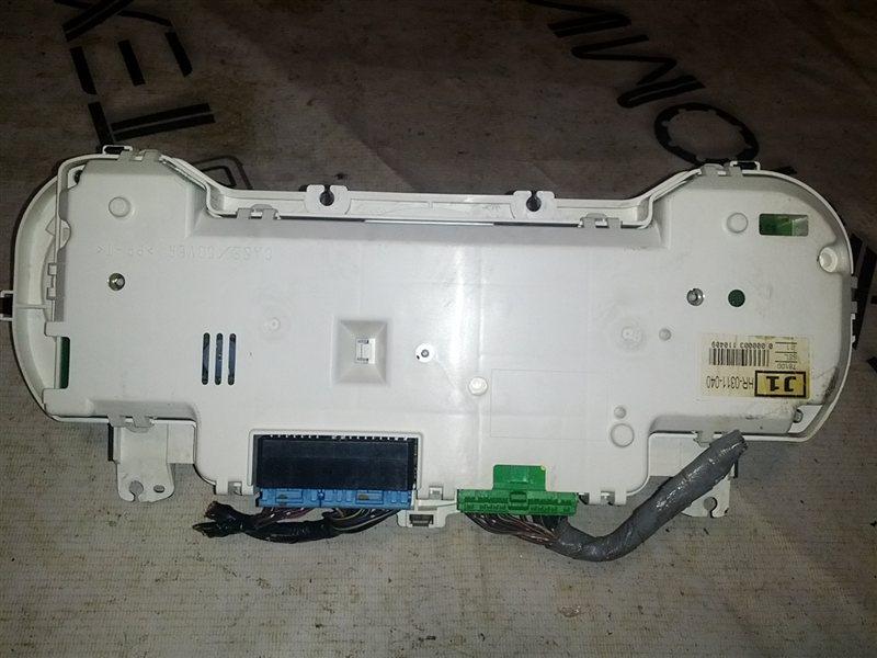 Спидометр Honda Fit Aria GD6 L13A 2004 (б/у)
