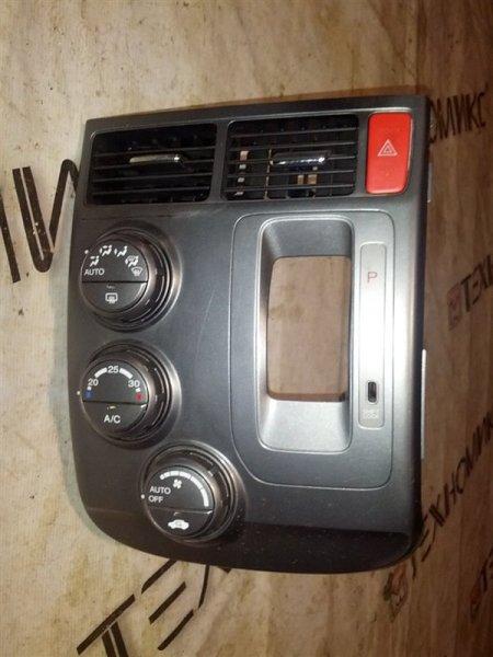 Блок управления климат-контролем Honda Mobilio Spike GK1 L15A 2003 (б/у)