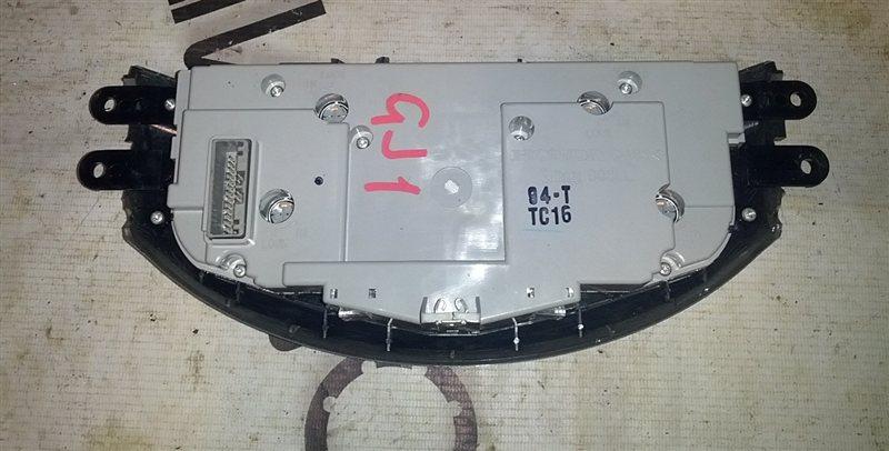 Блок управления климат-контролем Honda Airwave GJ1 L15A 2006 (б/у)