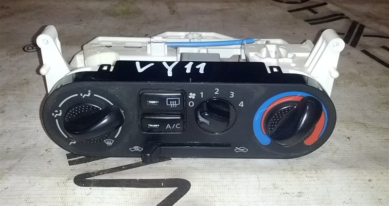 Блок управления климат-контролем Mazda Familia VY11 QG13(DE) 2006 (б/у)
