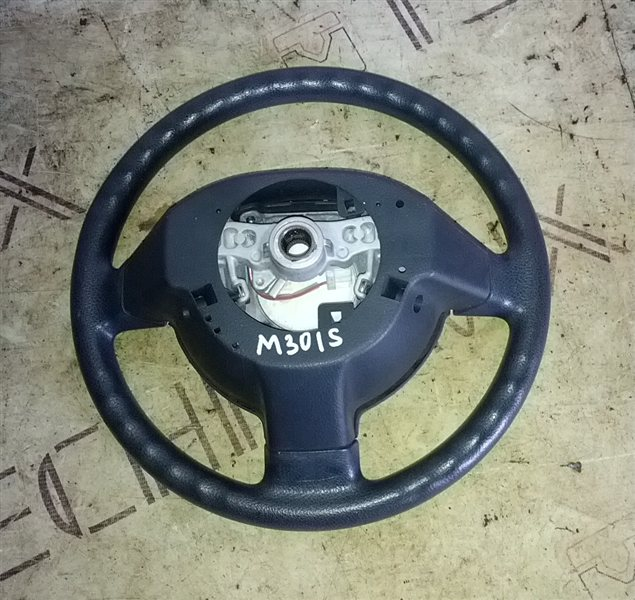 Руль с airbag Daihatsu Boon M301S 1KR-FE 2004 (б/у)