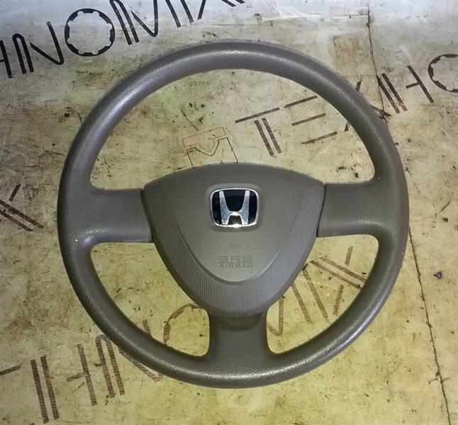 Руль с airbag Honda Fit Aria GD6 L13A 2004 (б/у)