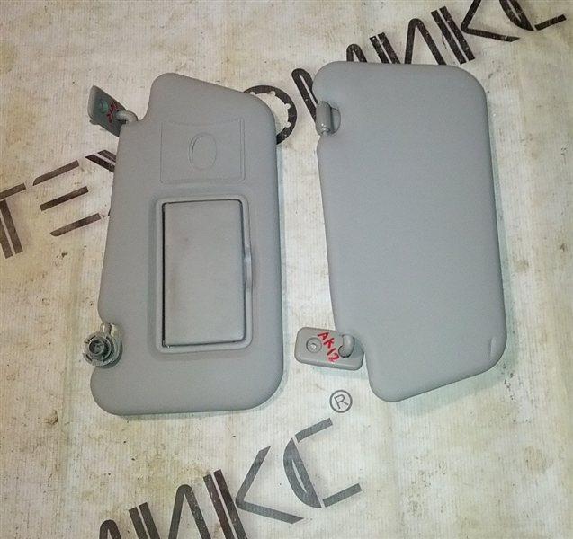 Козырек солнцезащитный Nissan March AK12 CR12(DE) 2005 (б/у)