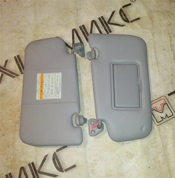 Козырек солнцезащитный Nissan Primera WTP12 QR20(DE) 2002 (б/у)