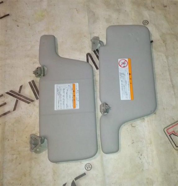 Козырек солнцезащитный Mazda Familia VY11 QG13(DE) 2006 (б/у)