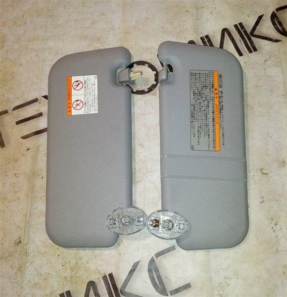 Козырек солнцезащитный Toyota Vitz KSP90 1KR-FE 2006 (б/у)