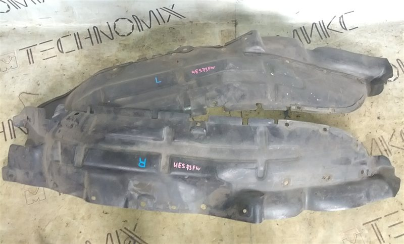 Подкрылок Isuzu Wizard UES73FW передний левый (б/у)