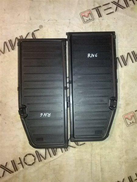 Пол багажника пластик Honda Stream RN6 R18A 2007 (б/у)