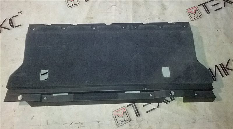 Пол багажника пластик Nissan Primera WHP11 SR20(VE) 1998 (б/у)
