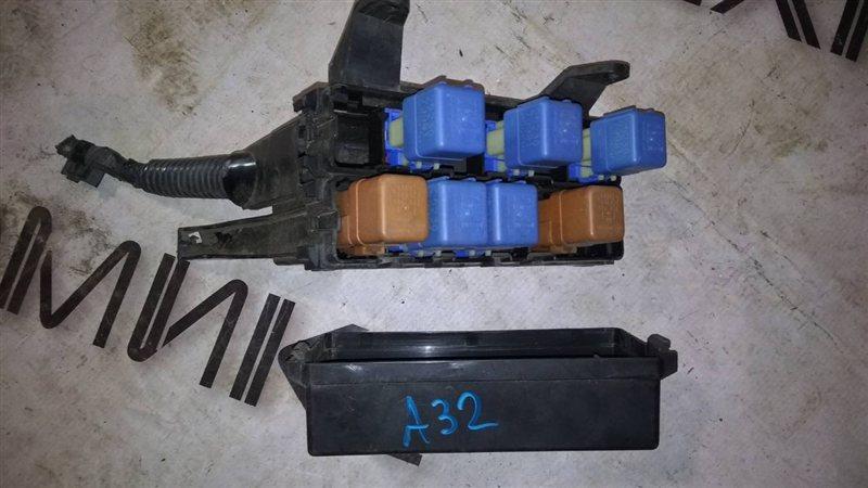 Блок предохранителей Nissan Cefiro A32 VQ20(DE) (б/у)