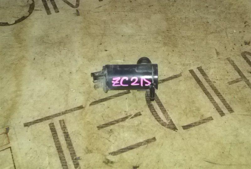 Мотор стеклоомывателя Suzuki Swift ZC21S M15A (б/у)