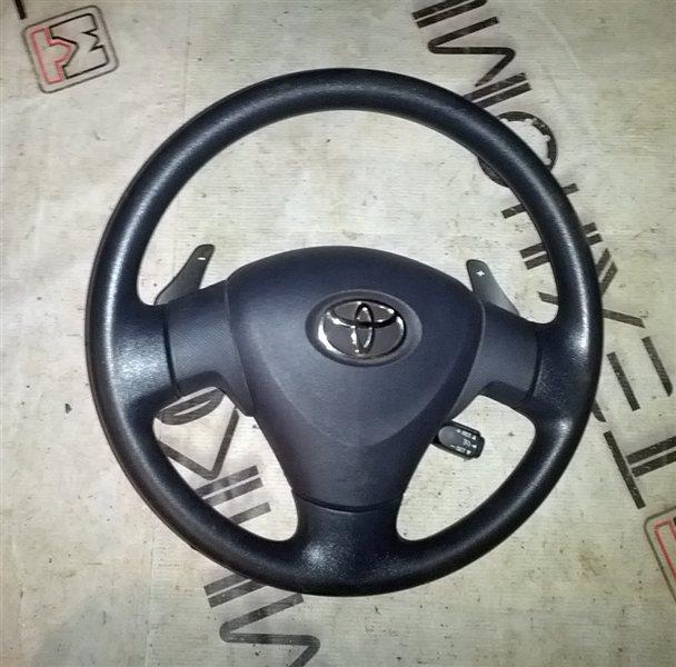 Руль с airbag Toyota Ractis NCP100 1NZ-FE (б/у)