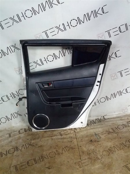 Дверь Toyota Will Vs NZE127 1NZ-FE 2002 задняя правая (б/у)