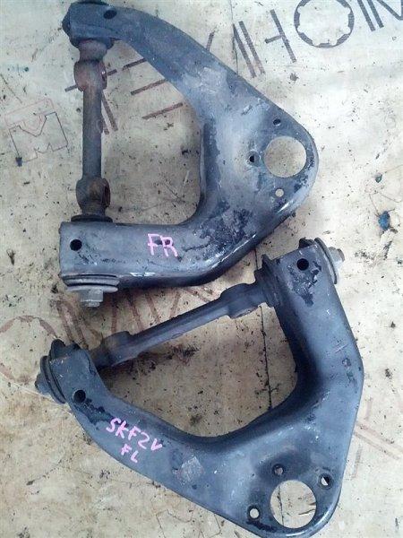 Рычаг Mazda Bongo SKF2V RF-TE передний (б/у)