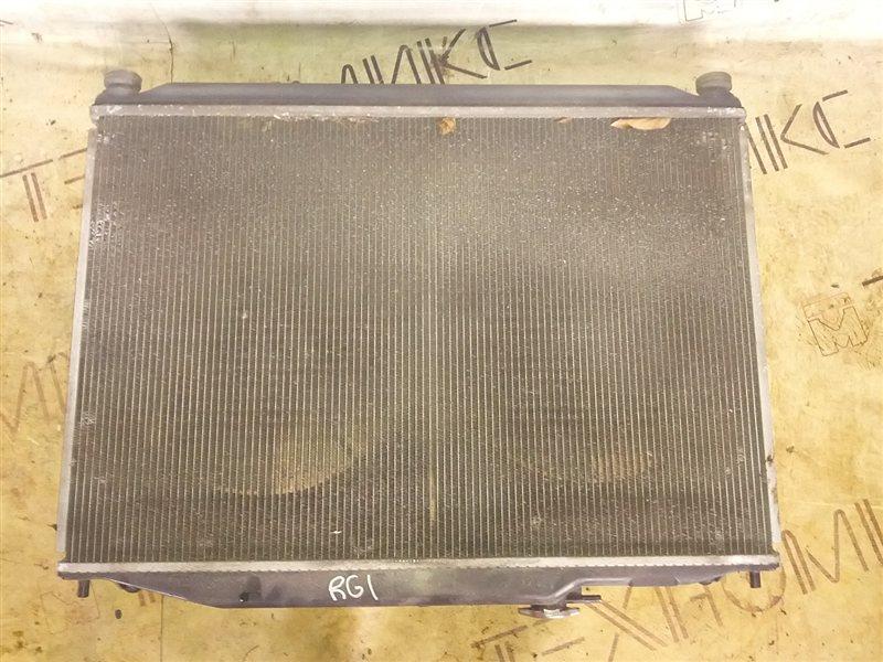 Радиатор основной Honda Step Wagon RG1 K20A (б/у)