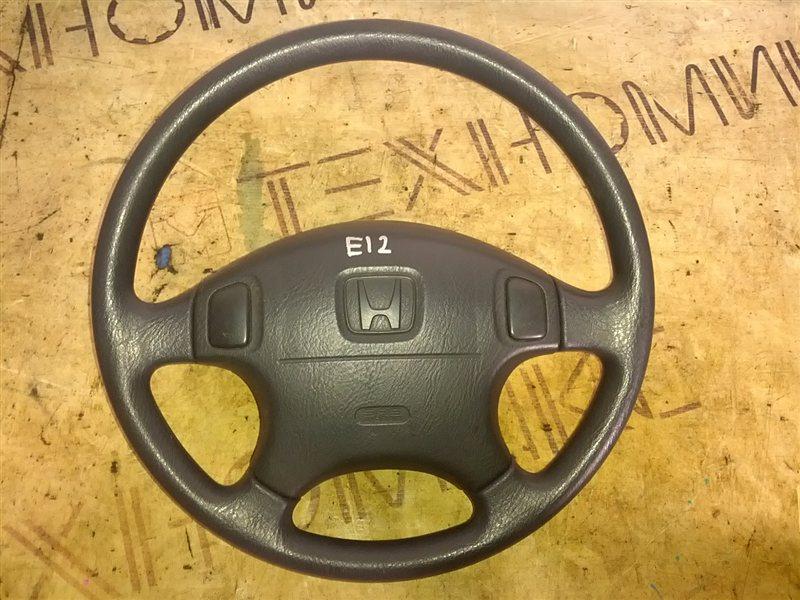 Руль с airbag Honda Orthia EL2 B20B 1997 (б/у)