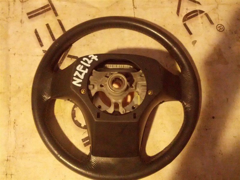 Руль с airbag Toyota Will Vs NZE127 1NZ-FE 2002 (б/у)