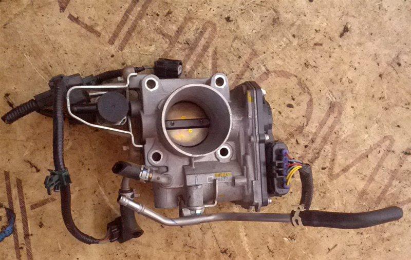 Дроссельная заслонка Honda Insight ZE2 LDA 2009 (б/у)