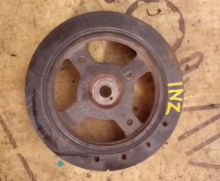 Шкив коленвала Toyota Corolla Axio NZE141 1NZ-FE (б/у)