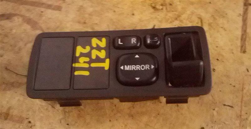 Блок управления зеркалами Toyota Caldina ZZT241 1ZZ-FE (б/у)