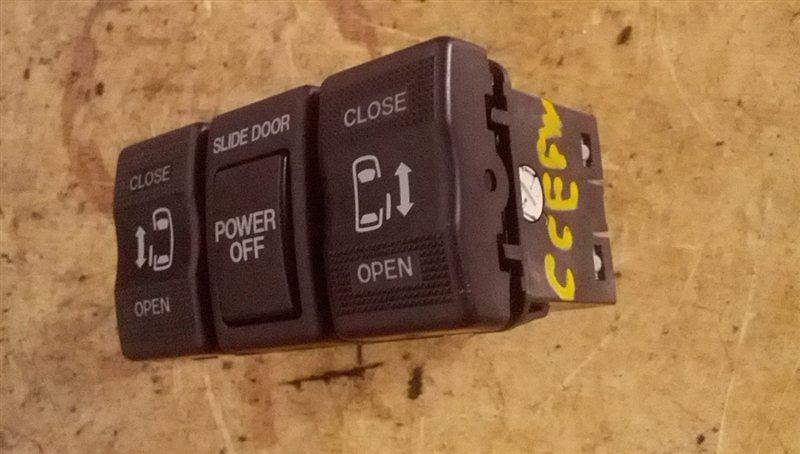 Блок управления дверьми Mazda Biante CCEFW LF-VD (б/у)