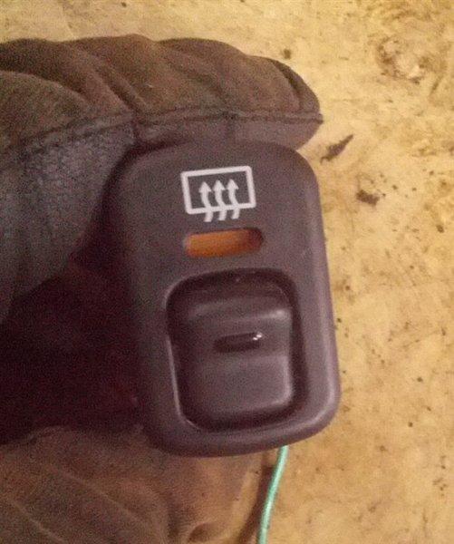 Кнопка Daihatsu Terios Kid J131G EF-DET (б/у)