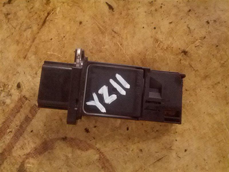 Расходомер воздушный Nissan Cube YZ11 HR15(DE) (б/у)