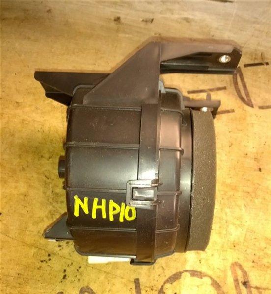 Мотор охлаждения батареи Toyota Aqua NHP10 (б/у)