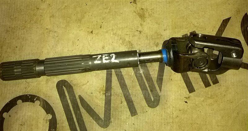 Рулевой карданчик Honda Insight ZE2 LDA (б/у)