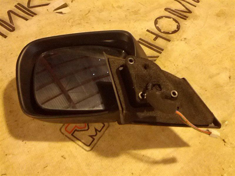 Зеркало Mazda Biante CCEFW LF-VD левое (б/у)