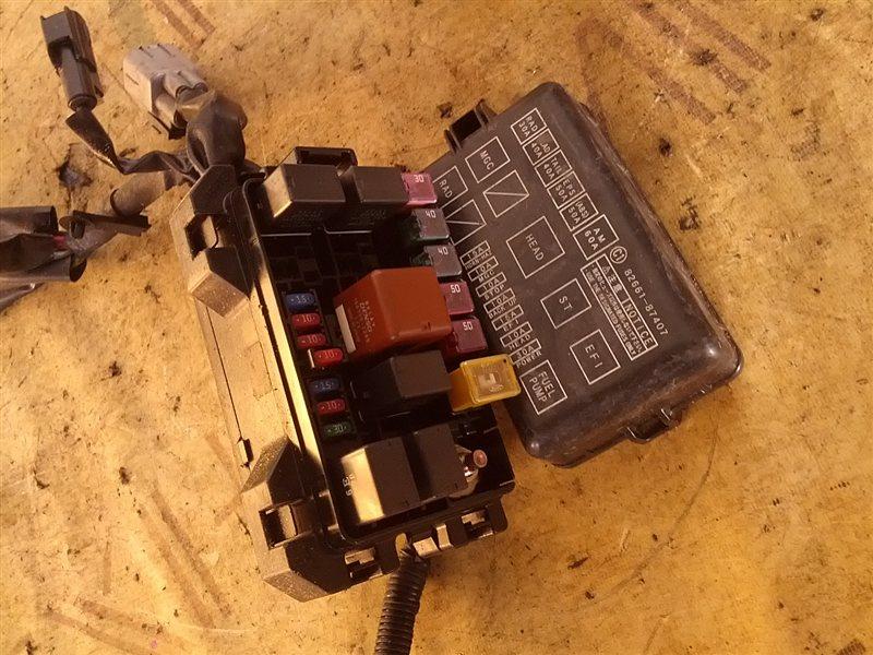 Блок предохранителей Daihatsu Terios Kid J131G EF-DET (б/у)