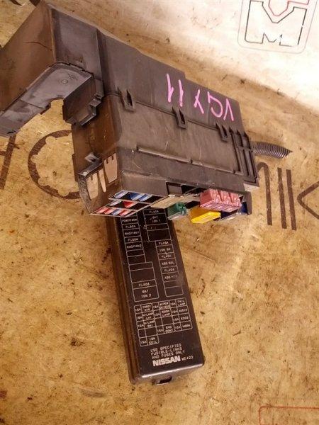Блок предохранителей Nissan Ad VGY11 QG18(DE) (б/у)