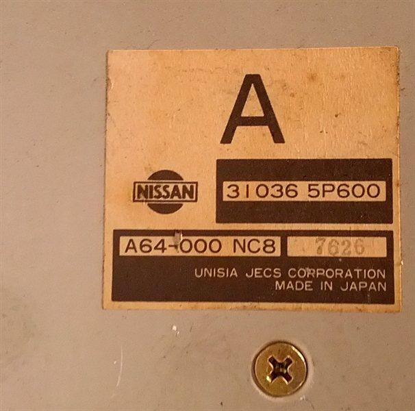 Блок управления акпп Nissan Gloria MY33 VQ25(DE) (б/у)