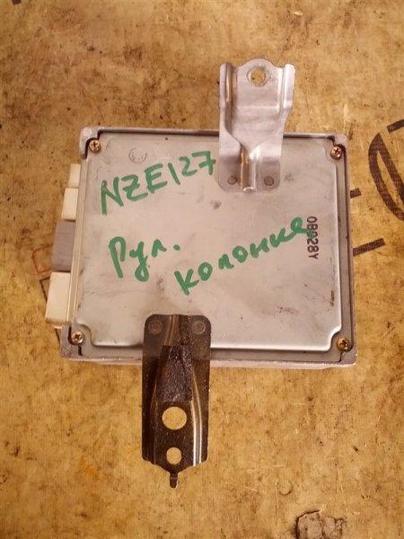 Блок управления рулевой колонкой Toyota Will Vs NZE127 1NZ-FE (б/у)