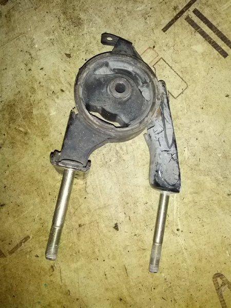 Подушка двигателя Toyota Platz SCP11 1SZ-FE (б/у)