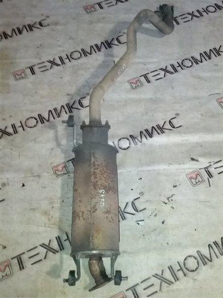 Глушитель Mazda Bongo SKF2V RF-TE (б/у)