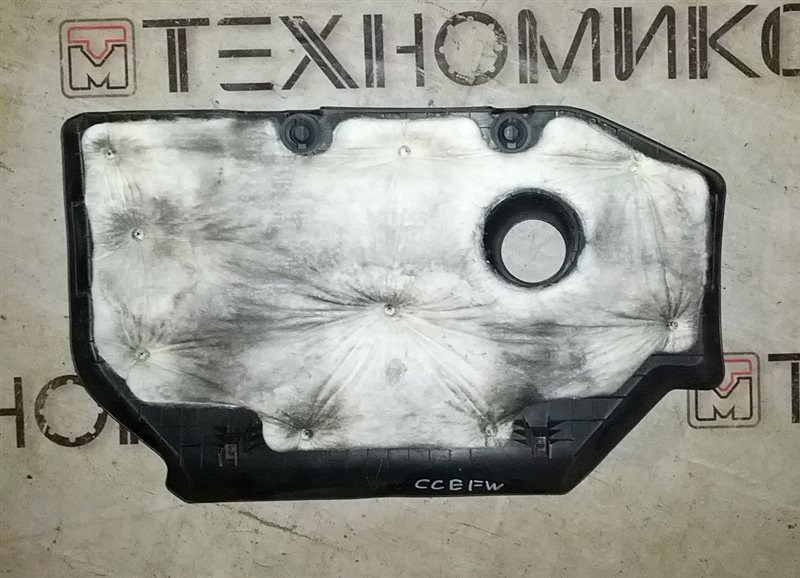 Крышка двс декоративная Mazda Biante CCEFW LF-VD 2008 (б/у)
