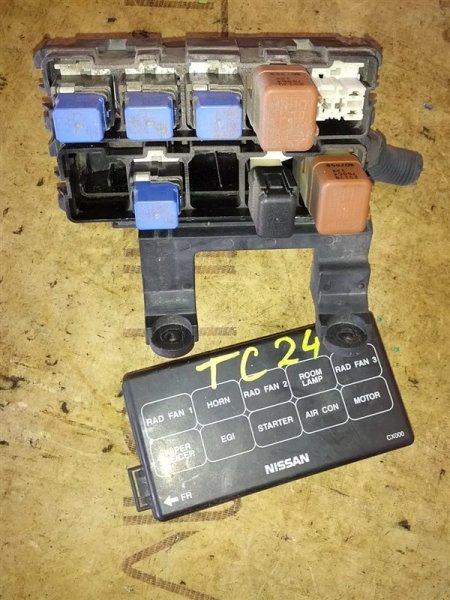 Блок предохранителей Nissan Serena TC24 QR20(DE) (б/у)