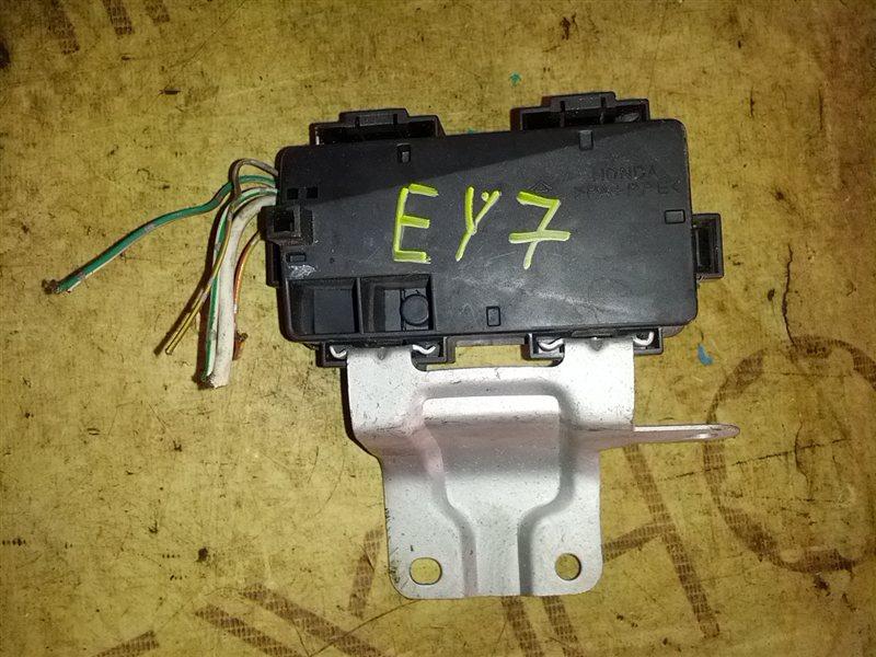 Блок предохранителей Honda Partner EY7 D15B (б/у)