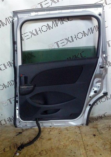 Дверь Mazda Biante CCEFW задняя правая (б/у)