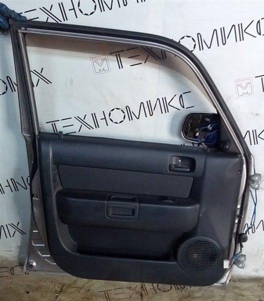 Дверь Toyota Bb NCP31 передняя левая (б/у)