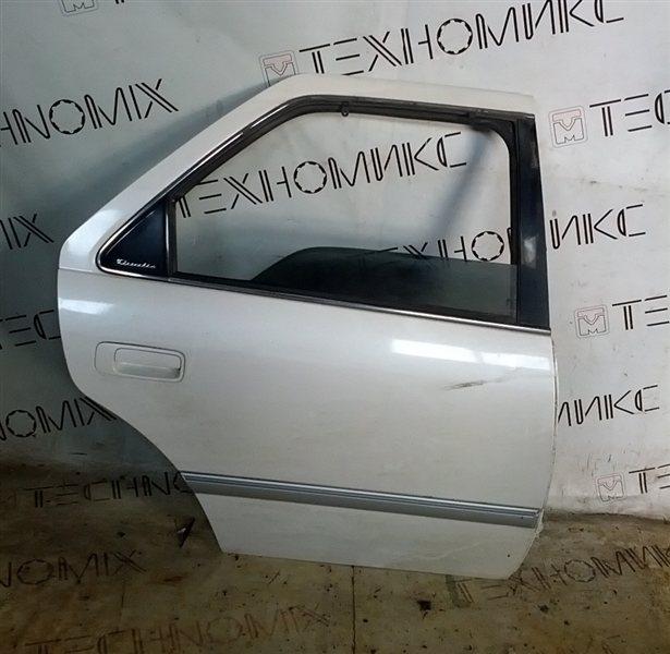 Дверь Toyota Markii Qualis SXV20 задняя правая (б/у)