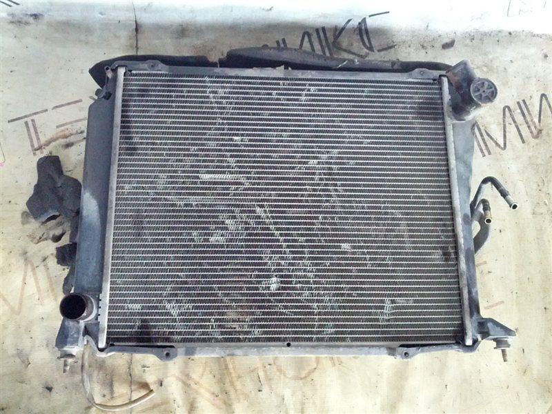 Радиатор основной Toyota Hiace LH178V 5L (б/у)