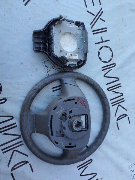 Руль с airbag Mazda Demio DY5W ZY-VE (б/у)