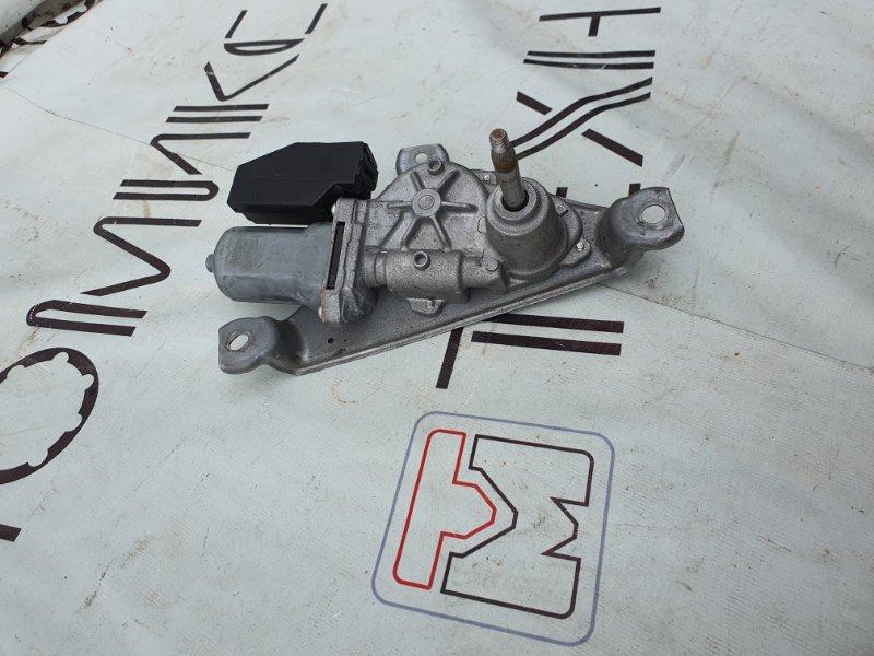Мотор дворников Toyota Aqua NHP10 1NZ-FXE задний (б/у)